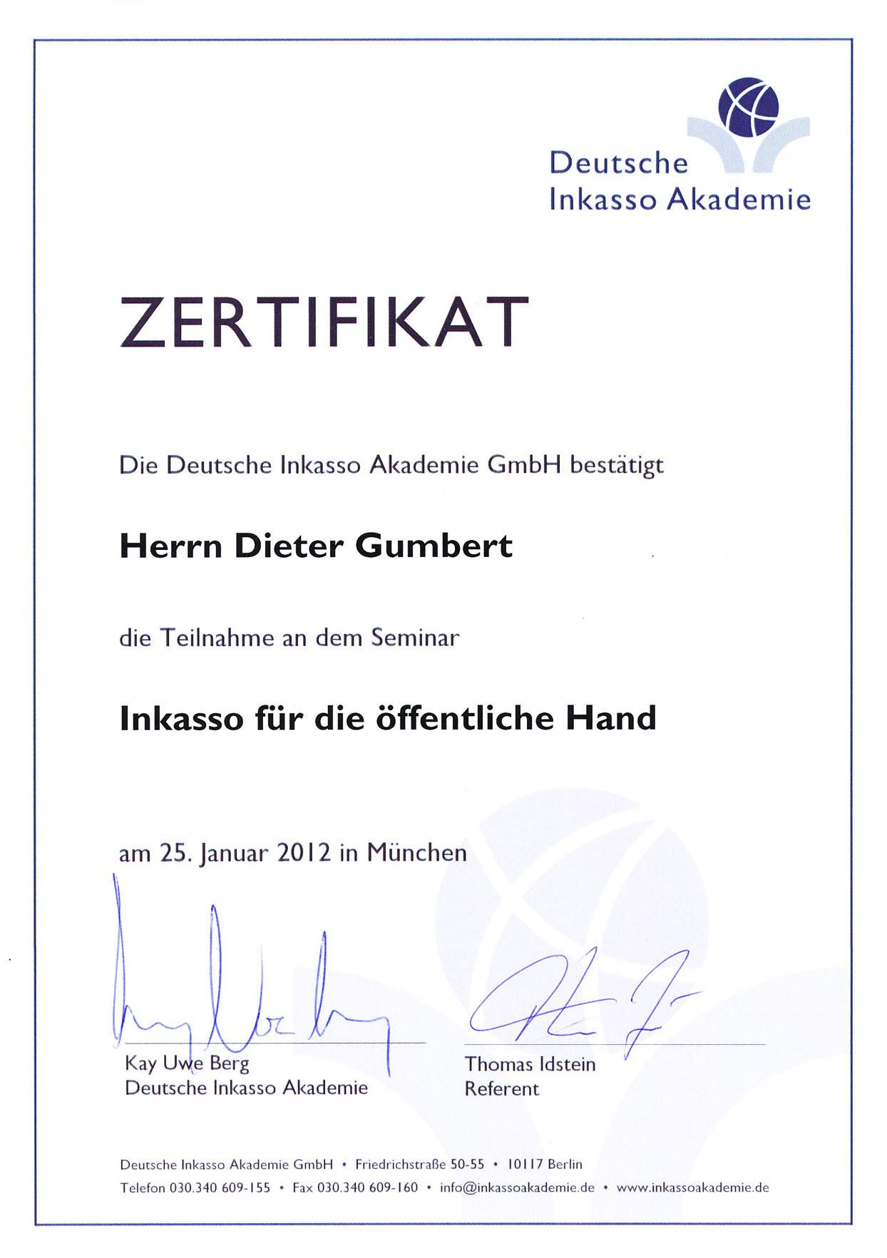 Gemütlich Hha Zertifikat Bilder - Menschliche Anatomie Bilder ...