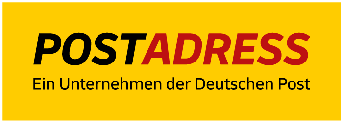 Post Adress Logo