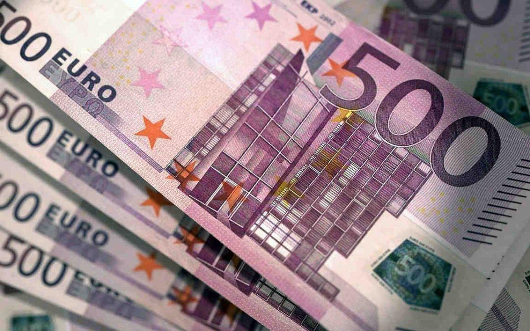 IGP inkasso wegfall 500-Euro-Gernze Geldscheine